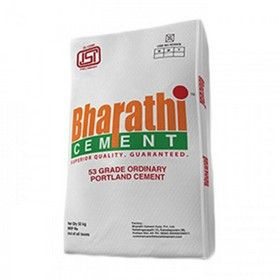 Bharathi 53 Grade Cement Small
