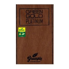 9 mm Thickness. x 8 Ft. x 4 Ft. - Greenply Green Gold Platinum Plywood