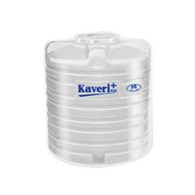 2000 Litres Kaveri Plus White Triple Layer Water Tank
