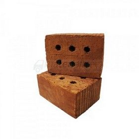 9 In. x 4 In. x 3 In. OMB Clay Wire Cut Bricks