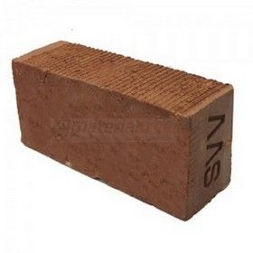 9 In. x 4 In. x 3 In. SVV Clay Wire Cut Bricks