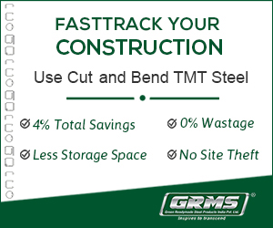 GRMS Cut & Bend Steel