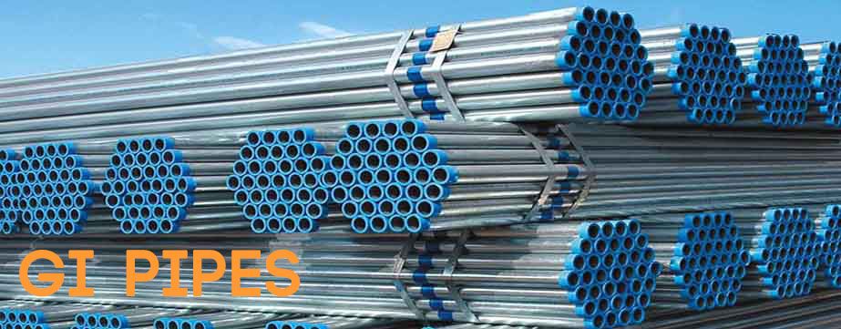 Types of GI Pipes are available in Bangalore, India